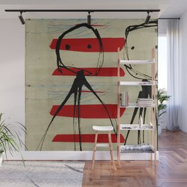 « the best friends » Wall Mural