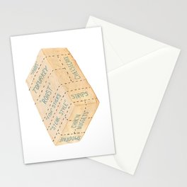 Tofu Cuts Stationery Cards
