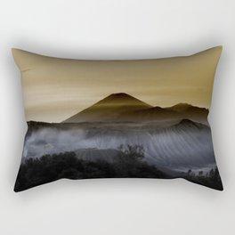 Mt. Bromo, Indonesia Rectangular Pillow