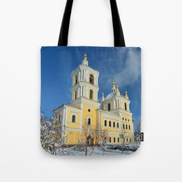Transfiguration Cathedral Tote Bag