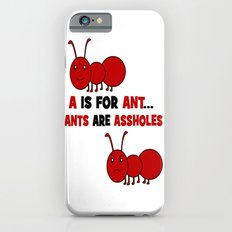 A is For Ant iPhone 6s Slim Case