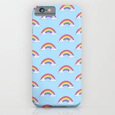 rainbow pattern iPhone 6s Slim Case