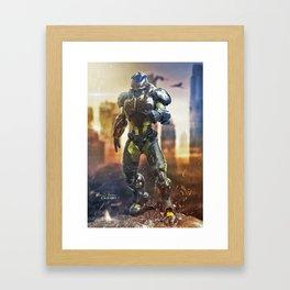 CNR MK-I  Framed Art Print