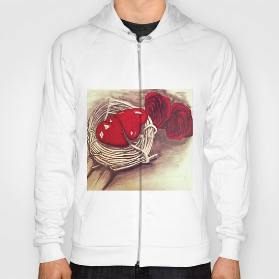 Heart of Rose Hoody