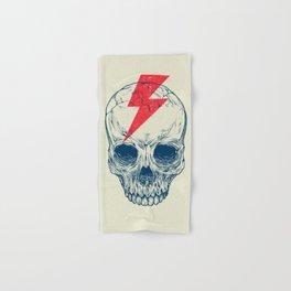 Skull Bolt Hand & Bath Towel