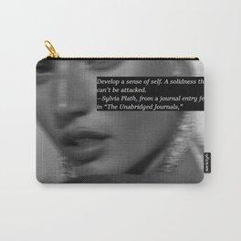 Develop a sense. Carry-All Pouch