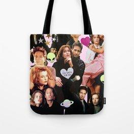 Everyone's Favorite FBI Agents Tote Bag
