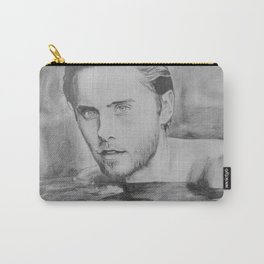 Jared Leto on water  Carry-All Pouch