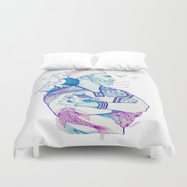 Army of Me Duvet Cover