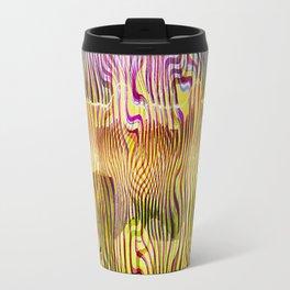 Abstracto Cientico Travel Mug