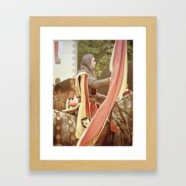 Equestre Framed Art Print