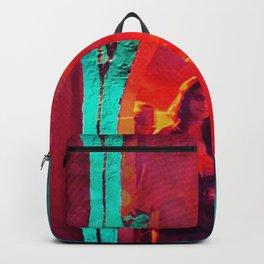 Colorblind Doorways Backpack
