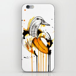 Duckana iPhone Skin