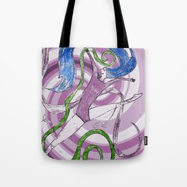 Ballet love Tote Bag