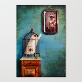Ambroise Canvas Print
