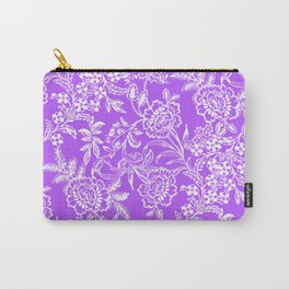 Radiant Orchid Tea Carry-All Pouch