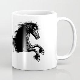 Fish bone horse - Mythological creature - Fantasy - Animal Coffee Mug