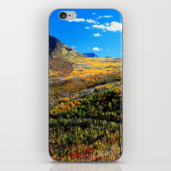 Moab iPhone & iPod Skin