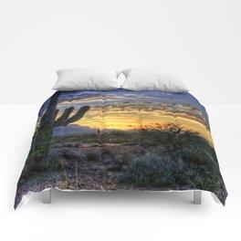 Sonoran Sunrise Comforters