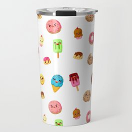 Kawaii food Travel Mug