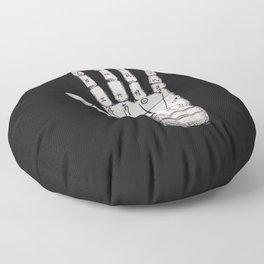 Mystic Palmistry Floor Pillow