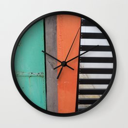 Abundance Door Wall Clock