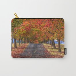 Greenbluff Autumn Carry-All Pouch