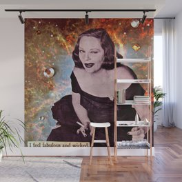 Fabulous and Wicked Wall Mural