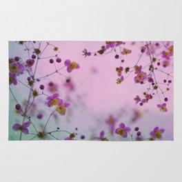 Vintage Little Flowers Rug