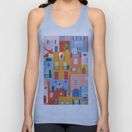 we're all in this together Unisex Tank Top