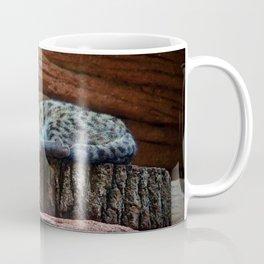 Black Footed Cat Coffee Mug