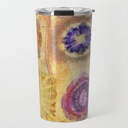 Seorita Weave Flower  ID:16165-024830-56081 Travel Mug