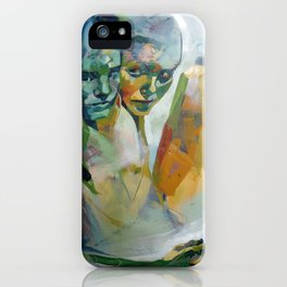 Out of Body iPhone Case