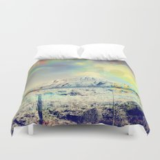 Road Trippin'  Duvet Cover