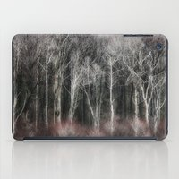ohio iPad Cases featuring Ohio Trees by David Pringle