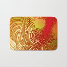 fractal design -115- Bath Mat