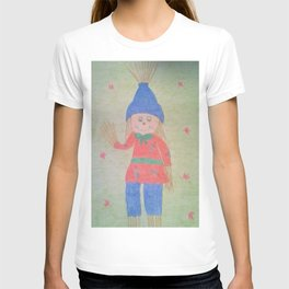Friendly Scarecrow T-shirt