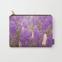 Skagit Valley Muscari Carry-All Pouch