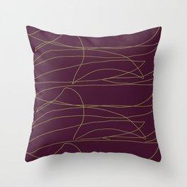 Leticia Ka 11 Throw Pillow