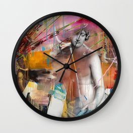 I'll Leave A Light Burning For You Wall Clock