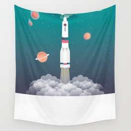 Lift Off Wall Tapestry