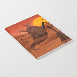 Forgotten Kingdom Notebook