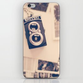 Rock and Roll  iPhone Skin
