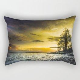 Aureus Rectangular Pillow