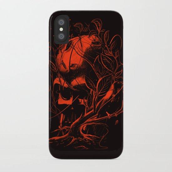 VADER iPhone Case