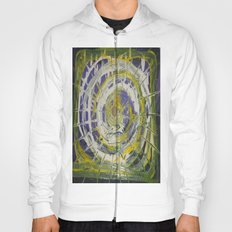Earth Goddess Abstract Art Hoody