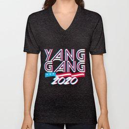 Andrew Yang Gang 2020 Unisex V-Neck