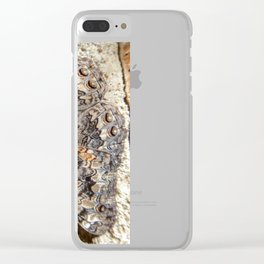 Borboleta Clear iPhone Case