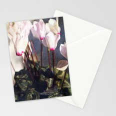 Cyclamen Stationery Cards