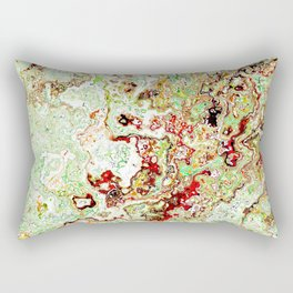 Antiquated Charm Rectangular Pillow